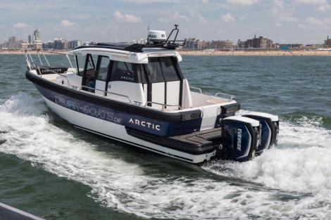 ARCTIC BOATS COMMUTER 25