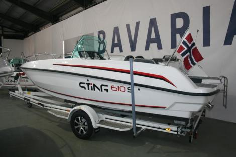 Sting S 610 S Lagerboot 6/2016