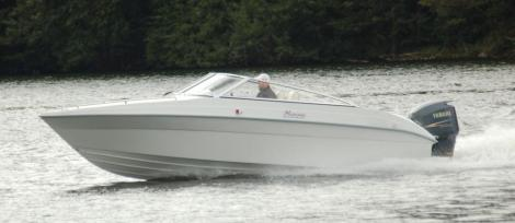 Nordic Oceancraft Nordic 22 Day Cruiser Outboard