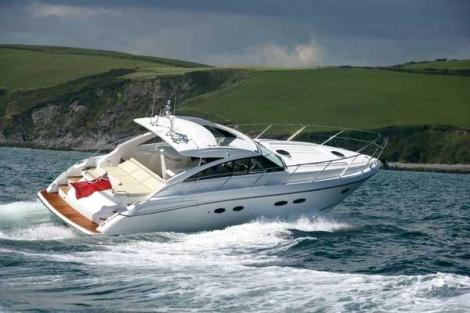 Marine Projects Princess v 45 ht
