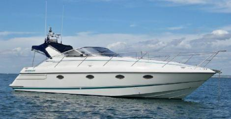 Fairline 39 Targa