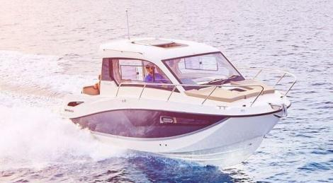 Quicksilver 755 Weekend-IB  -auf Lager-