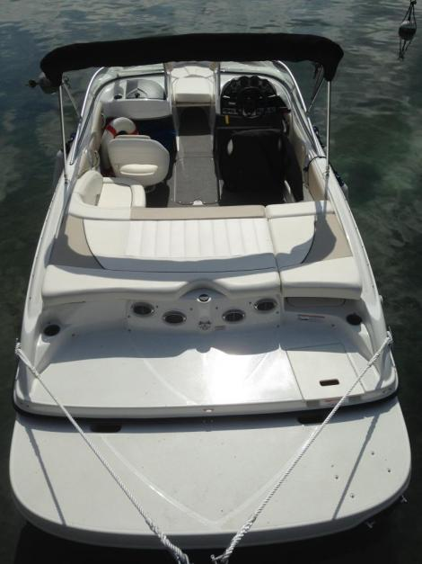 Bayliner 215BR Place port Belotte