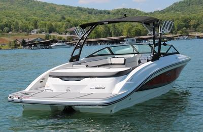 Sea Ray 21 SPXE Wakeboard Tower