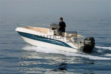 Eolo As 570 Open ( Package Evinrude)