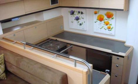 <b>CNB Bordeaux 60 -  Galley</b><br/>CNB Bordeaux 60
