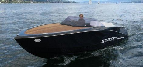 Ganz Boats Elovation 6.8