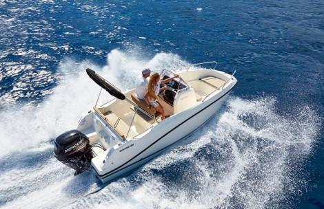 Quicksilver Activ 505 Open VOLLAUSST.