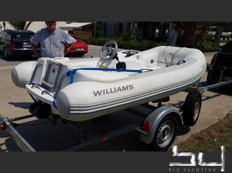 Williams Tender 285 TurboJet