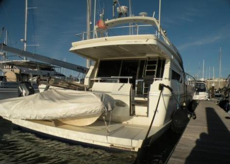 Ferretti Craft 185