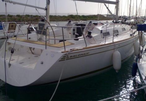 A.D.BOATS LTD SALONA 37