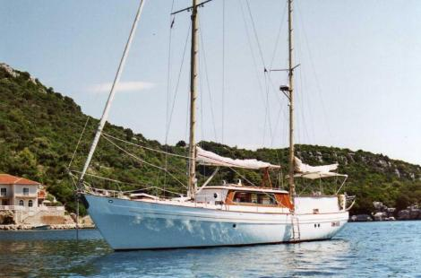 Marine Yachting Project s Moody 47 Carbineer