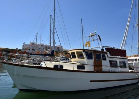 Colvic Craft 38 Trawler