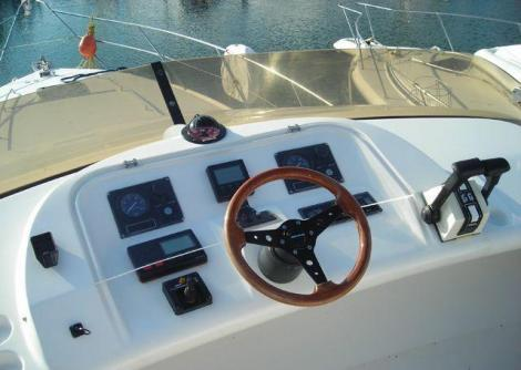 Fairline 41 Phantom Ii