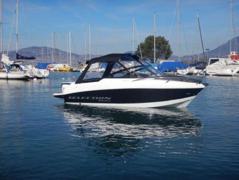 Selection Boats Cruiser 22 EX anniversaire