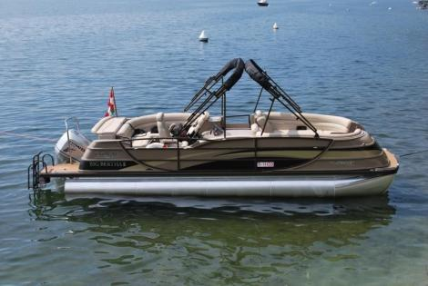 Harris FloteBote Crown 250