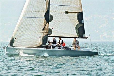 Gieffe Yachts Keeler 28 One Design