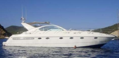 Marine Projects Fairline targa 48