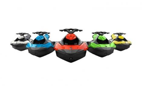 Sea-Doo Spark- 3 Up- 90 Ps