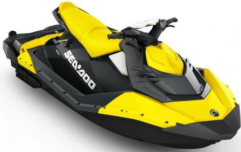 Sea-Doo Spark- 3 Up- 90 Ps- Ibr