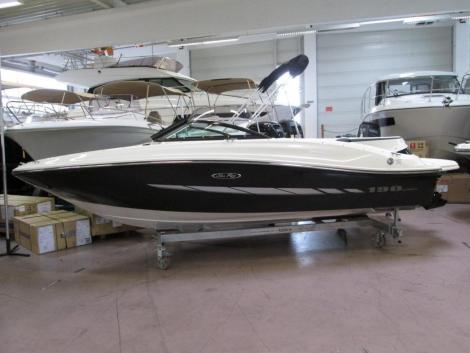 Sea Ray 190 SPE - am Lager - Bodensee-
