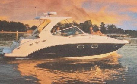 Chaparral Boats Chaparall Signature 310