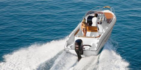 Ranieri International Sundeck Shadow 22
