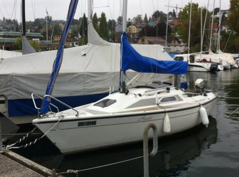 Dehler 22 Top