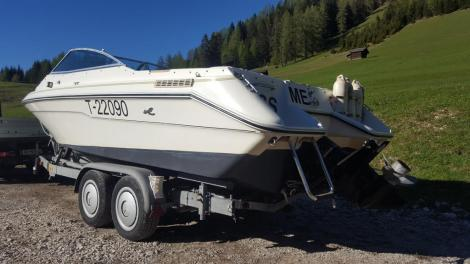 Sea Ray 200 CC Overnight
