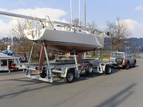 Lion Yachts Corby 25
