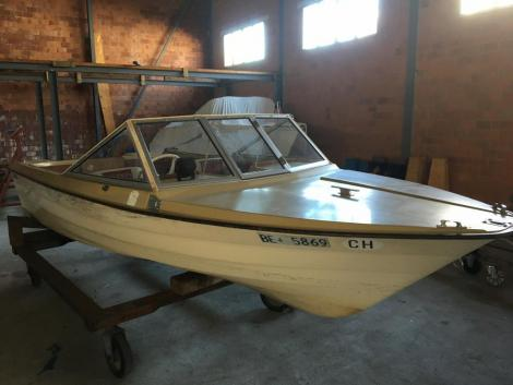 Ali Craft Runabout Sportboot