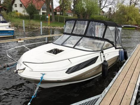Bayliner vr5 cuddy /privat