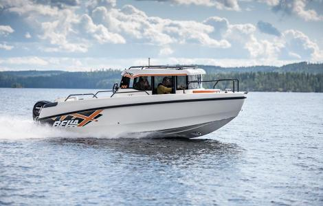 <b>Bella 700 Raid</b><br/>Caminada Pilothouse