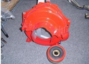 Volvo Bellhousing Coupler