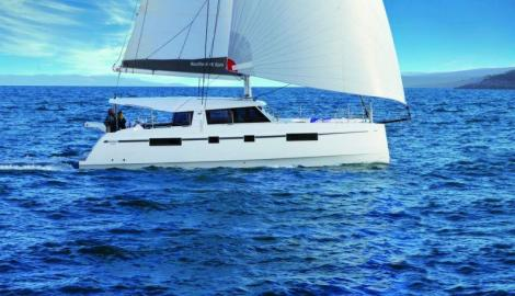 Nautitech Catamarans 'Open 46