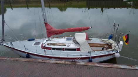 van de Stadt Sea Dog 29