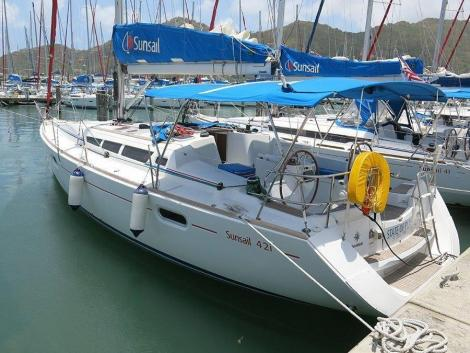 Jeanneau Sun Odyssey 42i State of Play