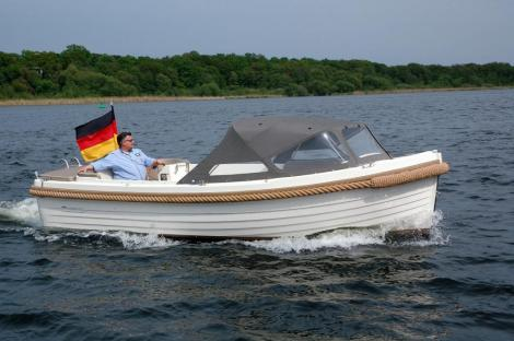 Interboat Sloep 6.5