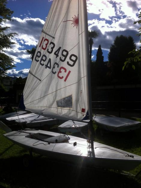 Performance Sailcraft Laser Radial