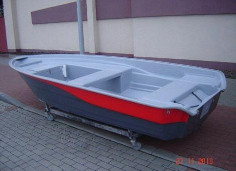Fox Boats RIVER 420 EC