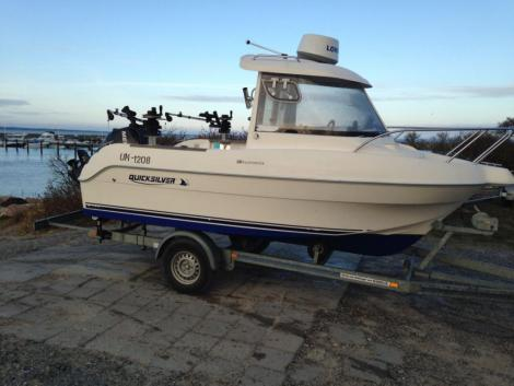 Quicksilver 500 Pilothouse