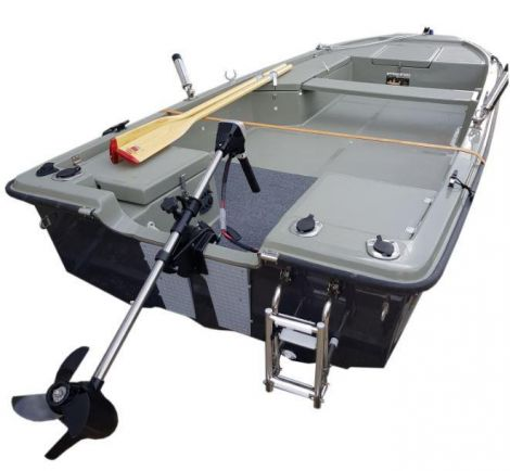 Z-BOATS HY 5.0 FISH Freizeitboot Angelboot