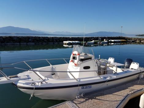 Boston Whaler Outrage 21