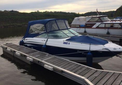 Chaparral Boats 256 SSX