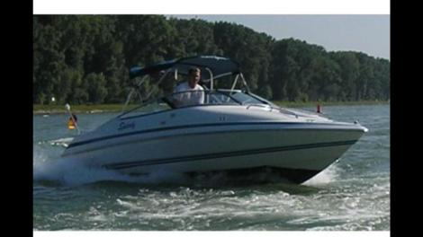 Chris Craft Concept 21