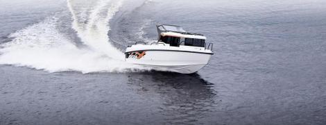 <b>Bella 700 Raid</b><br/>Caminada Pilothouse Kabinenboot