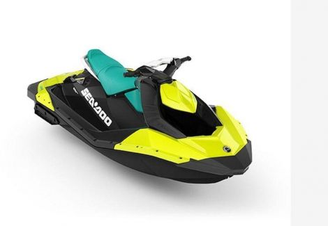 SEA DOO SPARK 2UP IBR 90 PS - SOLD OUT !