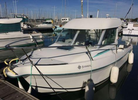 Jeanneau Merry Fisher 610 Hb