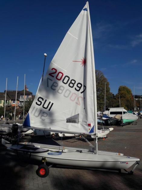 Laser Performance Sailcraft Laser