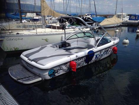 Moomba lsv 21 outback